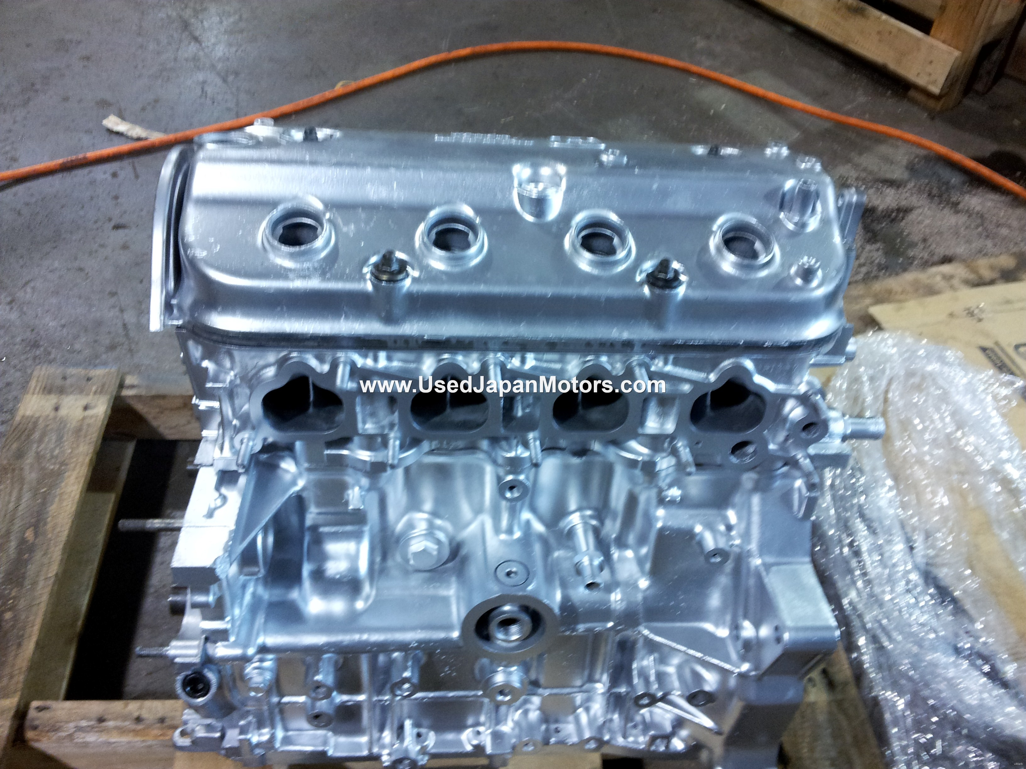 Honda Accord Rebuilt engine
