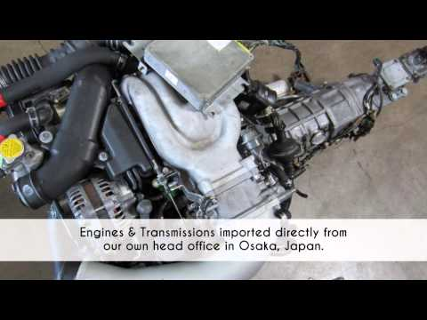 Used Japanese Engines | Buy low mileage Japanese Engines online