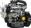 Mitsubishi S4S, CAT 3044T, CAT 3.4 engine