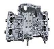 Subaru EJ25 Turbo DOHC engine for 2010 Forester