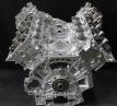 Nissan Titan VK56 rebuilt engi