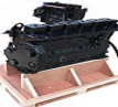 Komatsu SAA6D102E engine