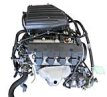 2006 Honda Civic D17A engine f