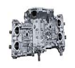 Rebuilt Subaru EJ25 engine
