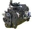 Komatsu SA6D107E engine