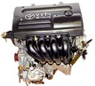 Toyota 1ZZ FE Corolla engine