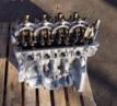 Honda D16Z6 rebuilt engine