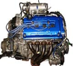 Honda B16A Jdm engine