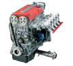 JDM B16A used engine
